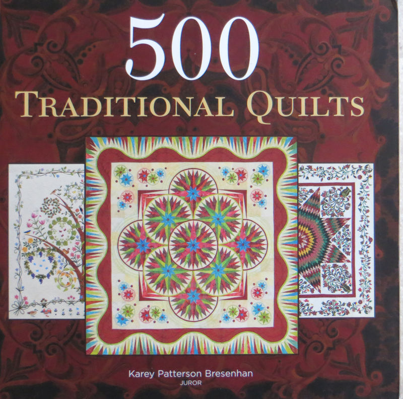 500 Traditional Quilts Book