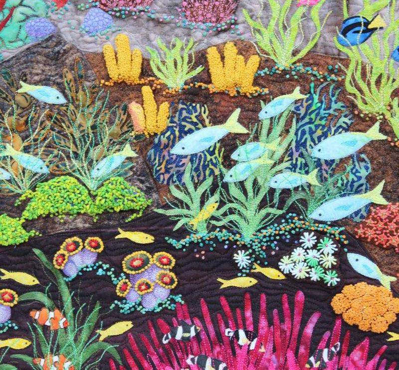 magical Coral Reef Detail 2